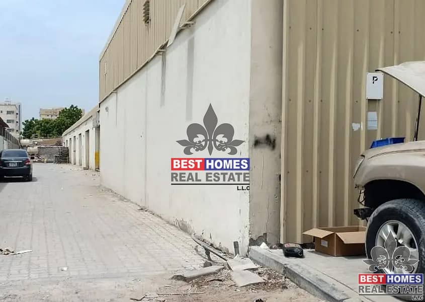 10 Warehouse | 4 Payment | In Industrial Area 2 Ajman