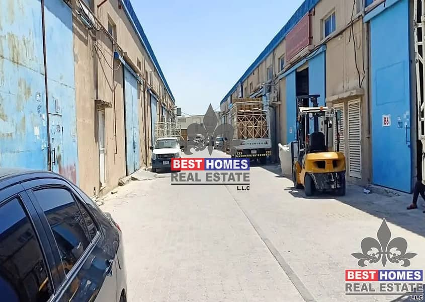 2 Warehouse | 4 payment | New Industrial area
