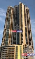 1 1 BHK for Sale In Corniche Tower Ajman