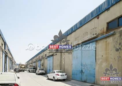 مستودع  للايجار في عجمان الصناعية، عجمان - Warehouses Available in Different prices