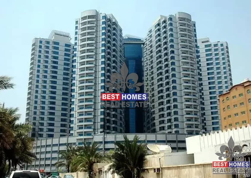 Spacious One Bedroom Apartment with Parking