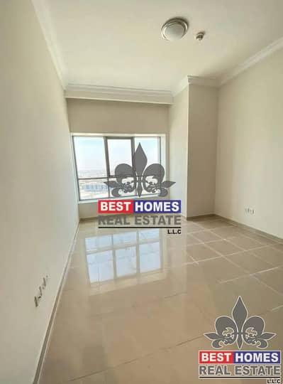 2 Bedroom Flat for Rent in Sheikh Maktoum Bin Rashid Street, Ajman - Brand new 2 bedrooms for rent in Conqueror tower