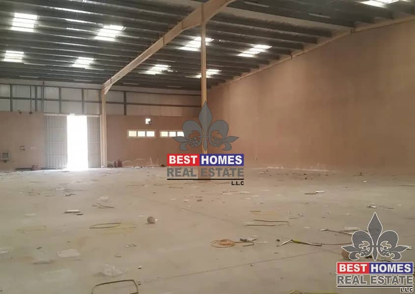 2 Warehouse for rent   4 payment   Sanaiya Industrial Area