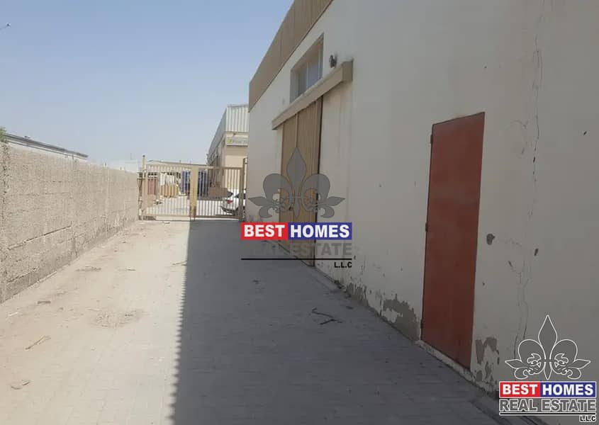 1600 Sq Ft  Warehouse  For Rent in New Industrial Area