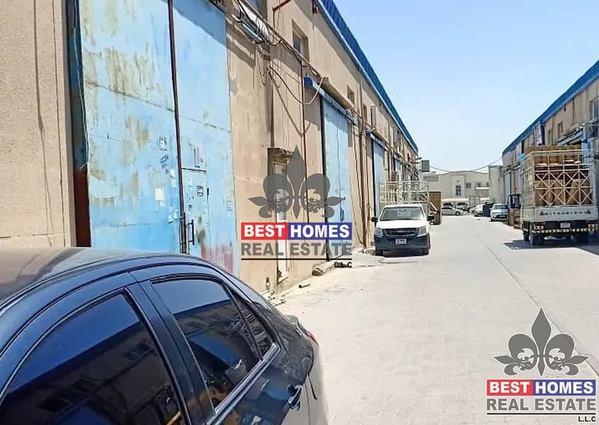 Warehouse for rent   4 payment   Sanaiya Industrial Area