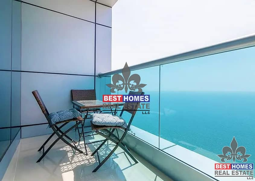Water Front Sea View 2 BHK Installment Plan I 5% Discount