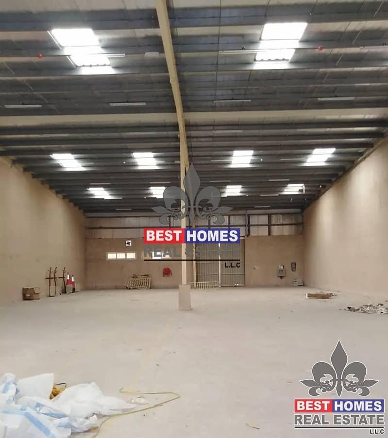 Warehouse For Rent In New Sanaiya