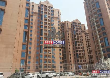 شقة 2 غرفة نوم للايجار في النعيمية، عجمان - Amazing 2 BHK for Rent in Al Nuamiya towers