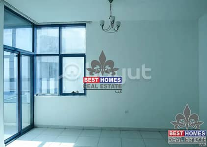 1 Bedroom Flat for Rent in Ajman Downtown, Ajman - Clean & Spacious 1 BHK I Balcony & Parking
