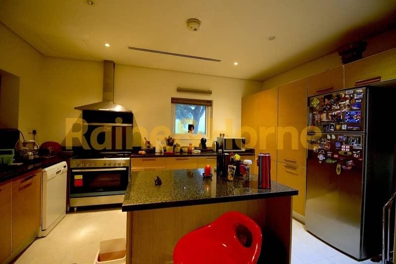 2 Large Kitchen | Open Living Area | Cozy Garden