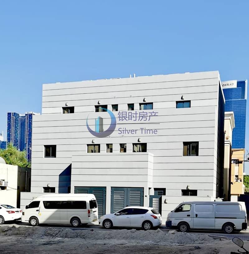 Brand new villas for rent in a prime location in AL Satwa (street 1)