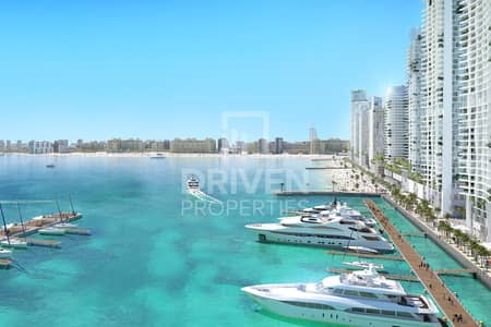 2 Bedroom Flat for Sale in Dubai Harbour, Dubai - Best Layout | High Floor | Full Sea View