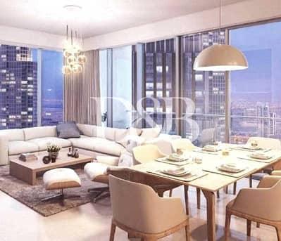 فلیٹ 3 غرف نوم للبيع في وسط مدينة دبي، دبي - RESALE BELOW OP - HIGH FLOOR - INVESTOR ALERT