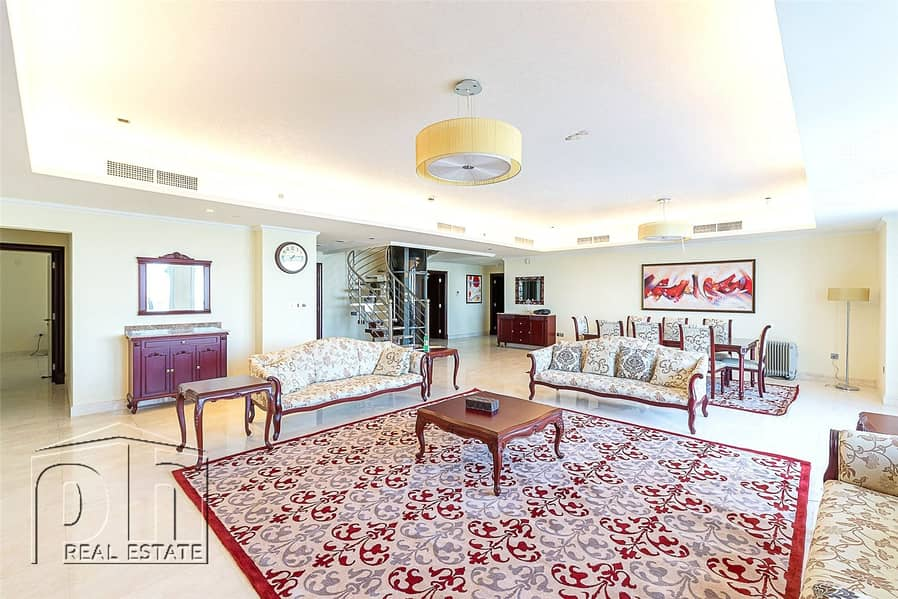 2 Reduced | Penthouse | Full Sea View | Duplex
