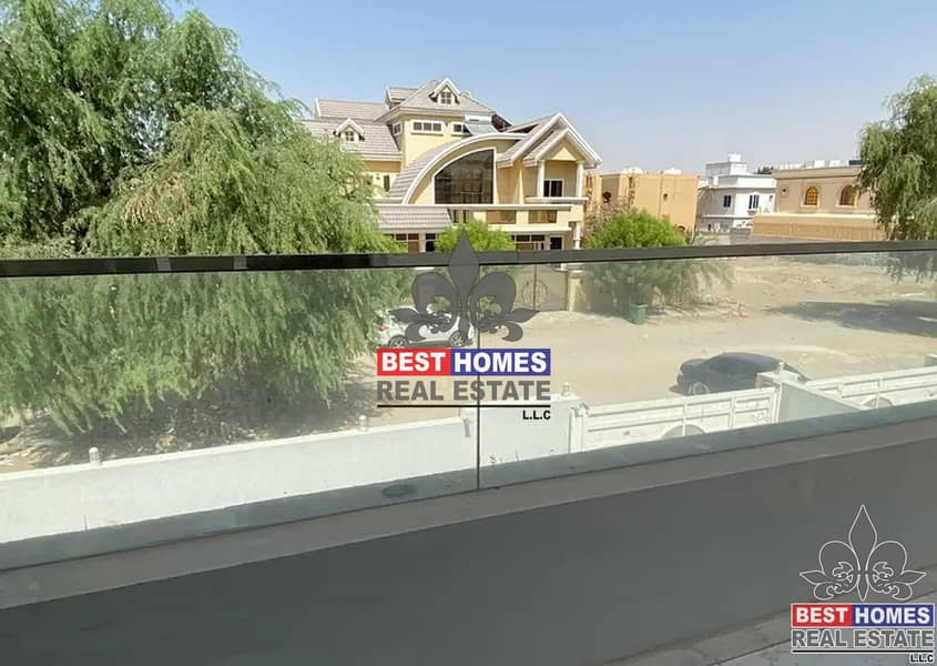 15 Brand New Villa with already Installed AC and Maid Room