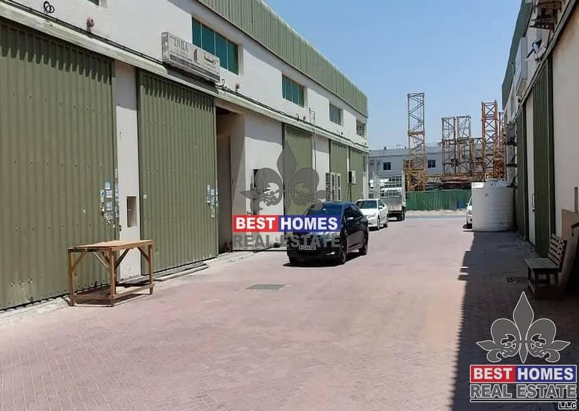 10 Warehouse   2 MONTH FREE   Al Jurf Industrial 2 Ajman