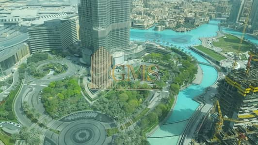 شقة 3 غرف نوم للبيع في وسط مدينة دبي، دبي - Burj Vista I 3 Bed + Maids I Burj Khalifa & Fountain View