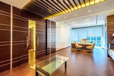 Office for Rent in Business Bay, Dubai - Fitted and Furnished | 11 Parking Spaces