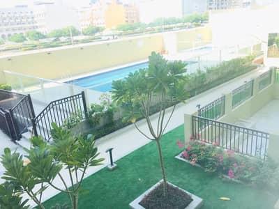 Pool View | 1 Month Free | Brand New Bright 1 B/R Apt.