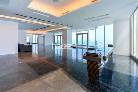بنتهاوس 5 غرف نوم للبيع في دبي مارينا، دبي - Full Floor Penthouse | Unbeatable Views | Vacant