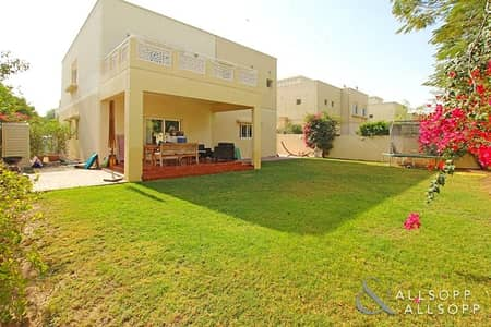 4 Bedroom Villa for Sale in The Meadows, Dubai - Type 2 | Large Plot | 4 Beds | Meadows 9