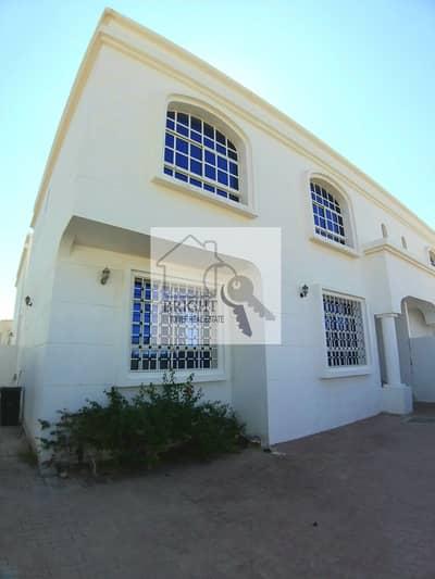 4 Bedroom Villa for Rent in Al Towayya, Al Ain - Specious 4Bhk Duplex Villa With Front Yard In Towayya 120K