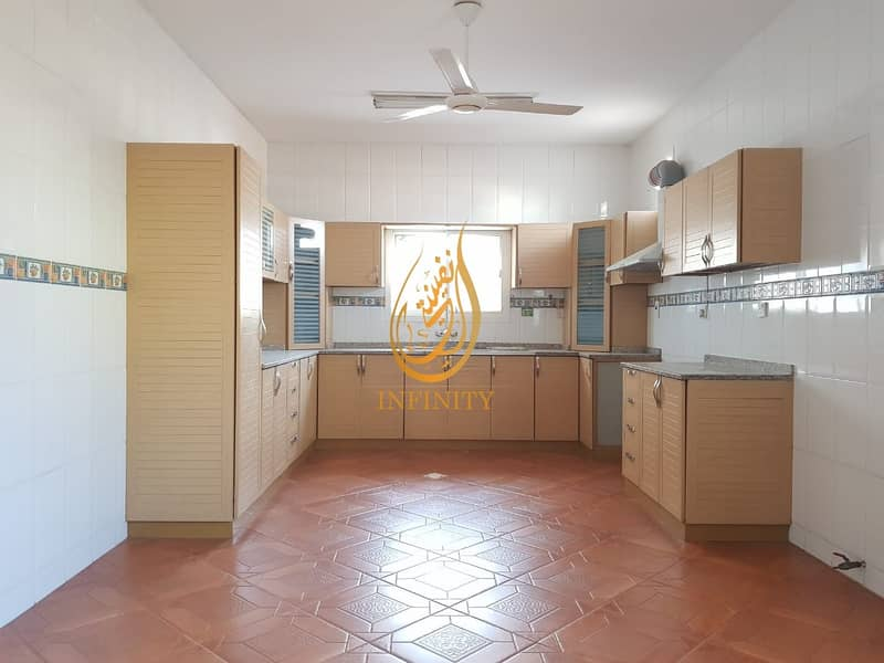 21 Spacious Single Story Four Bedrooms Villa with huge Parking Space