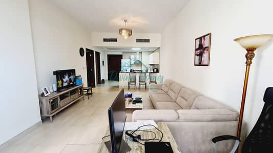 1 Bedroom Flat for Rent in Al Furjan, Dubai - Mint Condition Furnished Unit | Pool View | Chiller Free