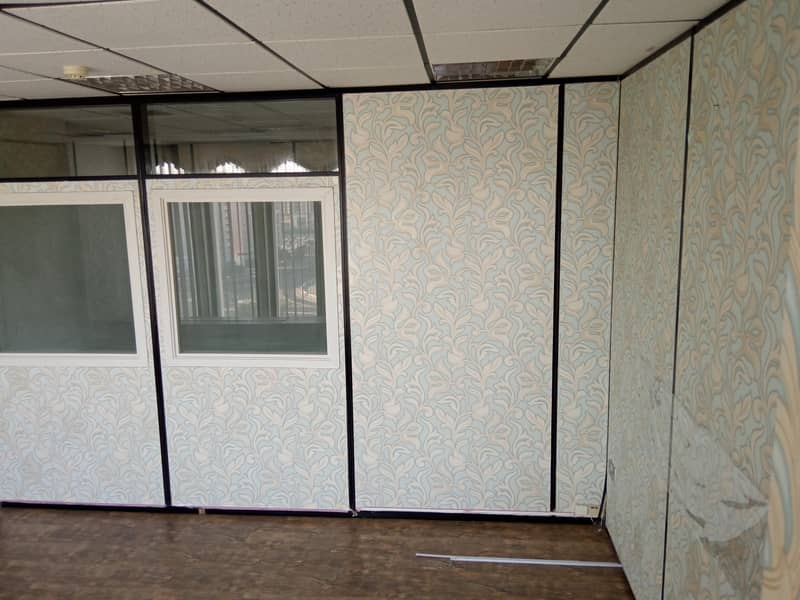 11 Individual Office 1700 Sqft for 102000 only Chiller Free