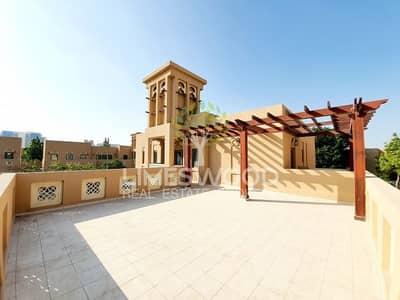 فیلا 3 غرف نوم للبيع في الفرجان، دبي - 6458 SQFT | CORNER VACANT 3BR | 2 GARDEN