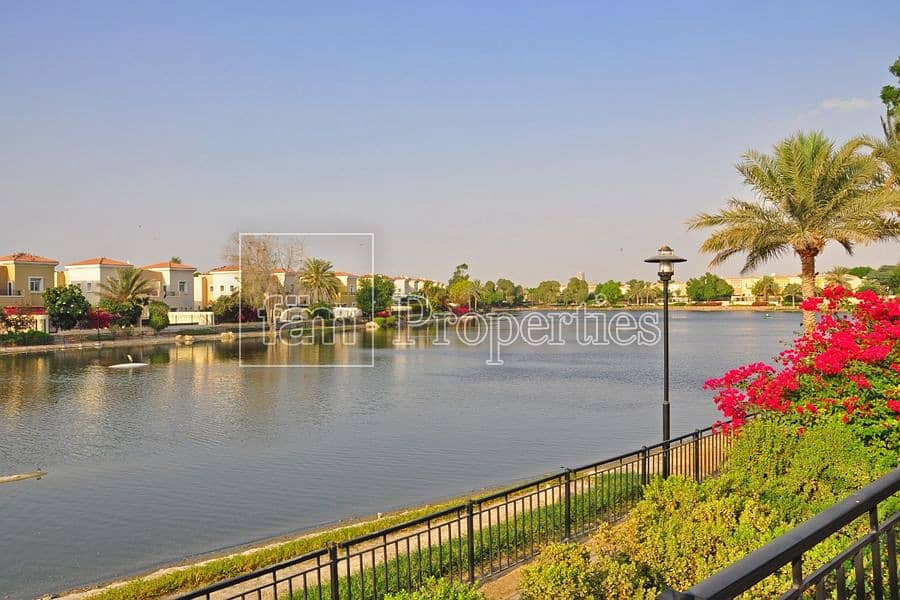 Lake View|Very well-maintained|Landscaped Garden