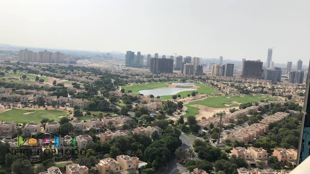 28 Upgraded Semi Furnished Duplex Unit for Sale in Global Golf Residence