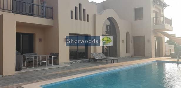 3 Bedroom Villa for Rent in The Cove Rotana Resort, Ras Al Khaimah - Stand Alone Villa With Infinity Pool - 5* Resort