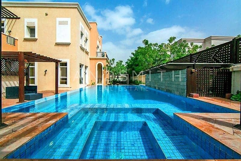 Modified Al Hambra Style 6Bedroom Villa Low Priced