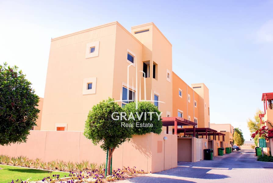 Good Investment | Prime Area in Abu Dhabi