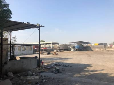 Warehouse for Sale in Ras Al Khor, Dubai - Plot for sale in ras al khoor