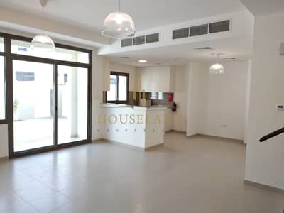 3 Bedroom Townhouse for Rent in Town Square, Dubai - Upgraded 3BR+maids TH| Brand New | Nshama Town Square