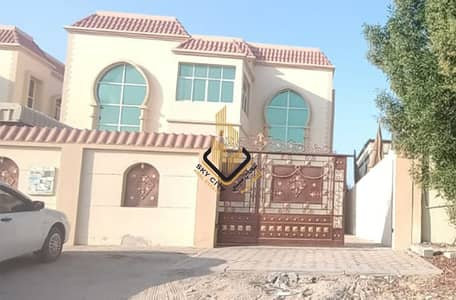 5 Bedroom Villa for Rent in Al Rawda, Ajman - 5-room master villa for rent in Ajman