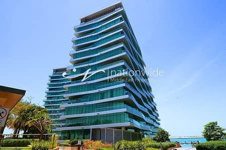 1 Bedroom Apartment for Rent in Al Raha Beach, Abu Dhabi - An Apartment with Balcony & Secured Car Parking