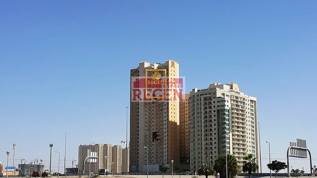 25 Large 3 BR + Maid + Parking | 2 Terrace balcony | Low floor Mall view