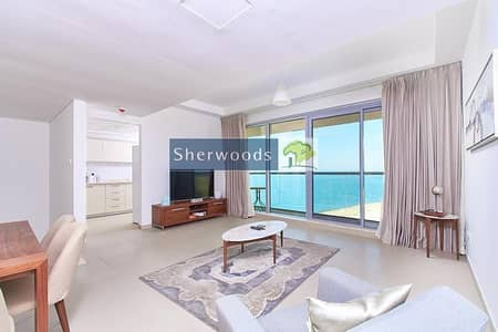 2 Bedroom Apartment for Rent in Al Marjan Island, Ras Al Khaimah - Furnished Duplex - Lovely Sea Views - Chiller Free!