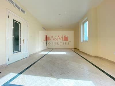 فلیٹ 3 غرف نوم للايجار في شارع إلكترا، أبوظبي - HOT OFFER.: Three Bedroom Apartment with Maids room in Electra for AED 65