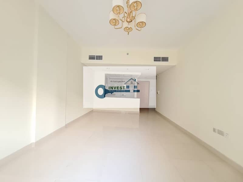 9 Available now  - Specious 1BHK with Balcony - Ready to move