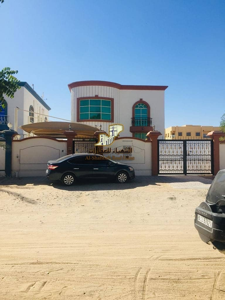 Villa for sale at an attractive price in Ajman