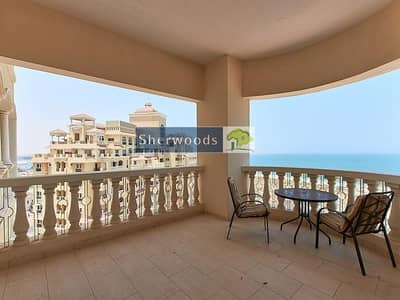 Studio for Rent in Al Hamra Village, Ras Al Khaimah - Furnished - Stunning Sea Views - Free Gym for Residents!
