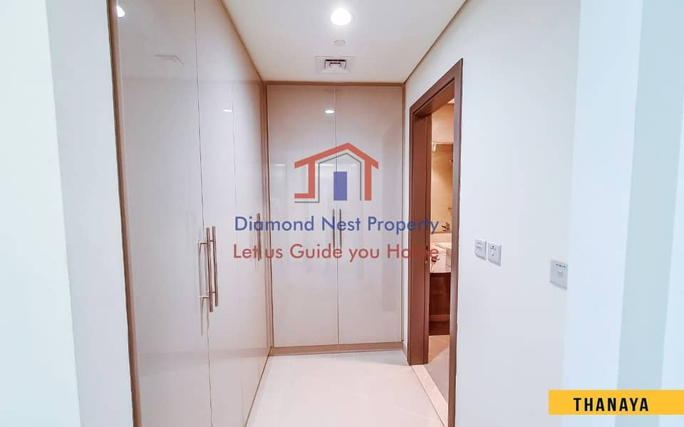 2 Stay in This Brand-New Tower with Store/Maid Room near Khalifa Park
