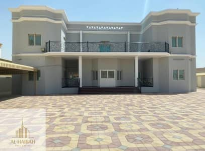 For sale a two-storey villa in Sharjah