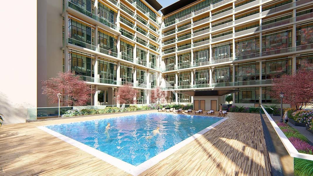 10 Years Service Free | Studio | Oasis Residence 1 | Pay 200k only