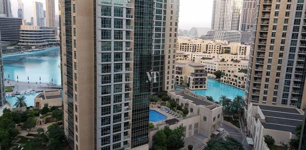 High Floor|Fountain View|Spacious Studio