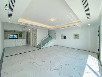 4 Bedroom Townhouse for Sale in Jumeirah Village Circle (JVC), Dubai - Villa I Rented Unit | 4BR+Maid | Moon bay Villas